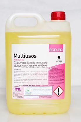 Foto de ECO-PQ MULTIUSOS 5 LT