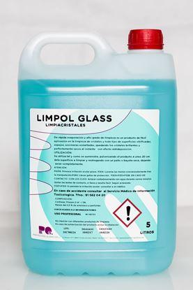 Foto de LIMPOL GLASS  5 LT