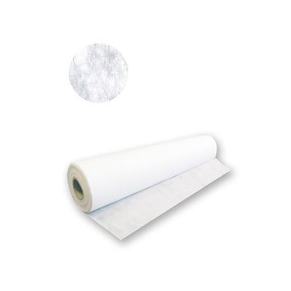 Picture of ROLLO FLIXELINA PRECORTADA BLANCA 100 CM