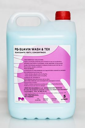 Picture of PQ-SUAVIN WASH & TEX 5 LT