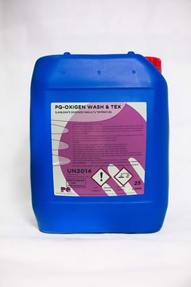 Picture of PQ-OXIGEN WASH & TEX 25 LT