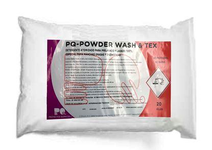 Foto de PQ-POWDER WASH & TEX 20 KG