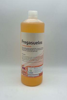 Picture of ECO-PQ FREGASUELOS CAJA 8 UD X 1 LT