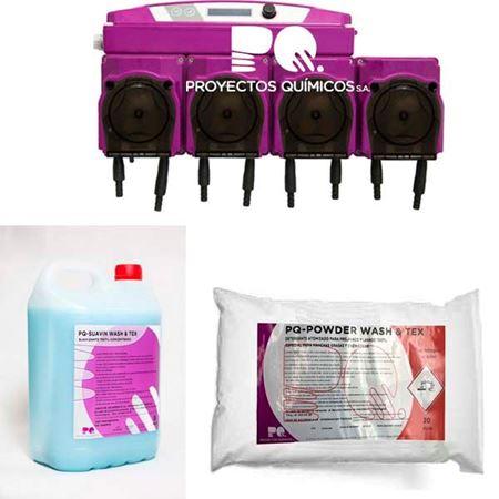 Imagen de la categoría Lavandería, Instalaciones y Productos
