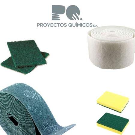 Imagen de la categoría Estropajos Y Abrasivos Manuales