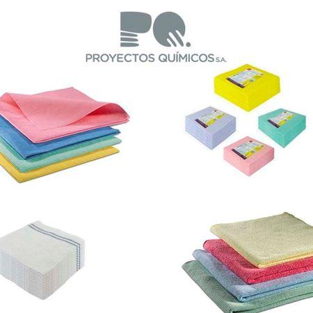 Imagen de la categoría Bayetas Textiles Y Microfibra