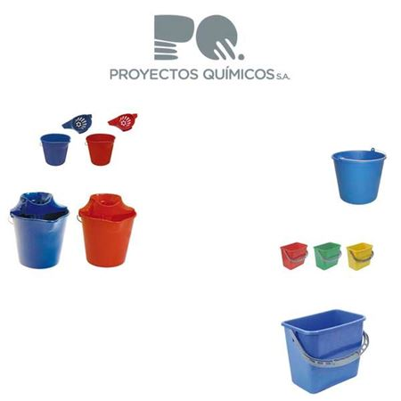 Imagen de la categoría Cubos, Contenedores y Recogedores